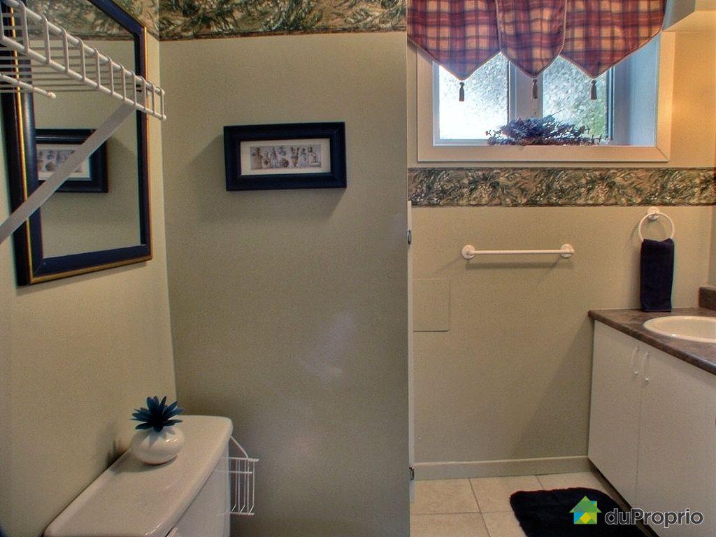Maison vendu jonqui re immobilier qu bec duproprio 363039 - Armoire salle de bain a vendre ...