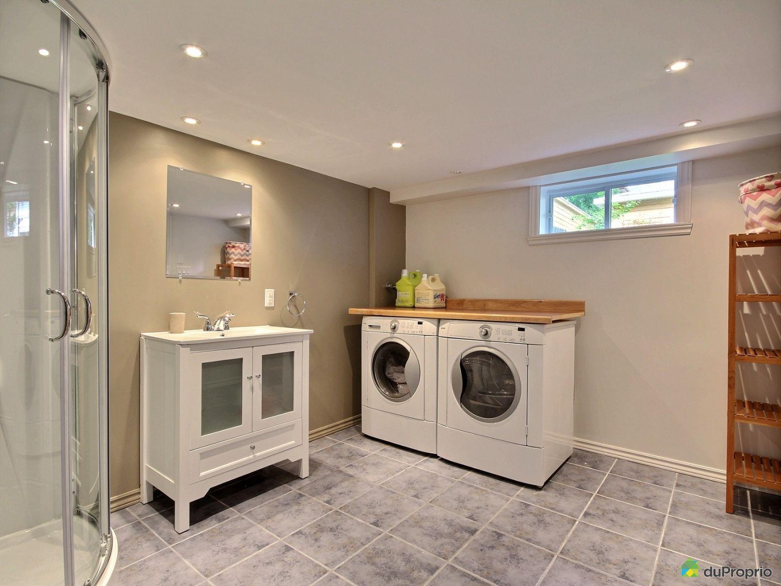 Maison vendu limoilou immobilier qu bec duproprio 657283 for Plomberie salle de bain au sous sol
