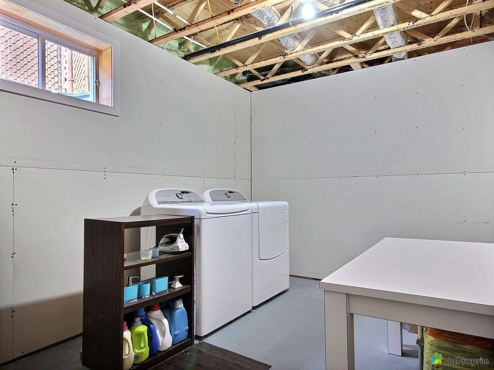 Maison vendu mercier immobilier qu bec duproprio 521201 for Plomberie salle de bain au sous sol