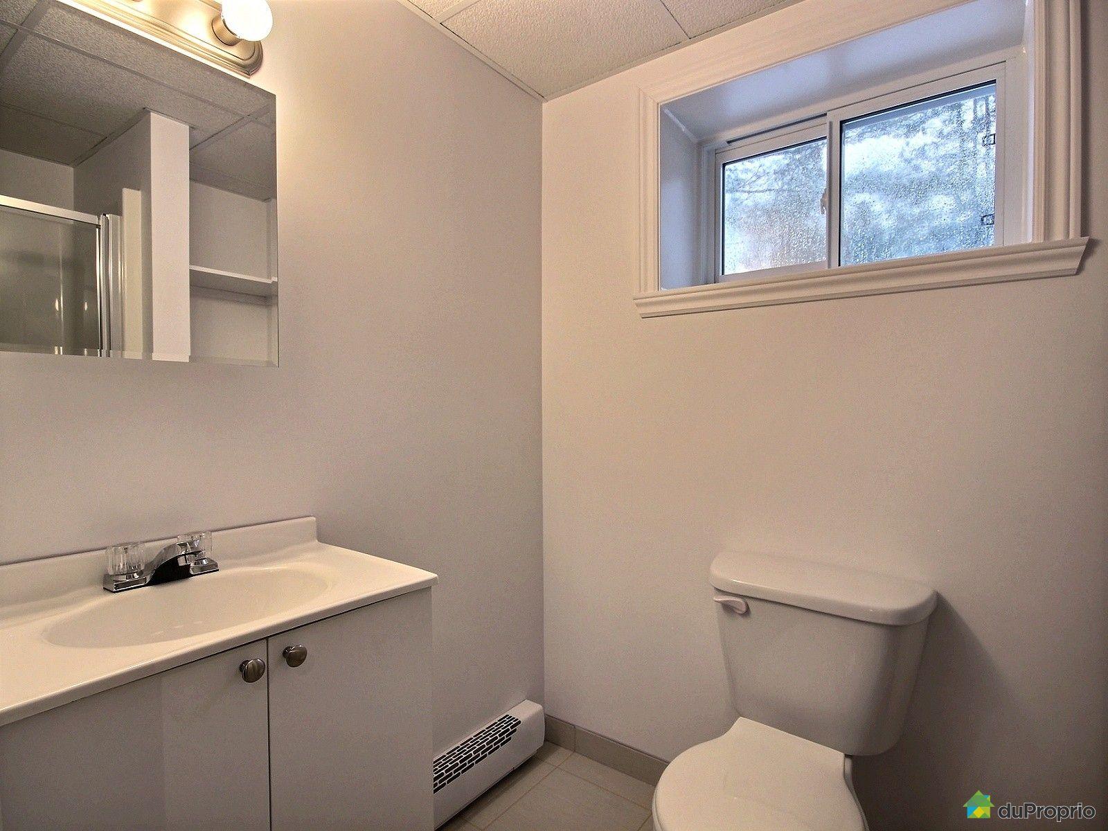 Maison vendu mercier immobilier qu bec duproprio 680633 for Reno salle de bain quebec