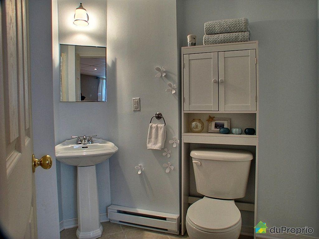 Maison vendu nd de l 39 ile perrot immobilier qu bec - Salle de bain sous sol ...