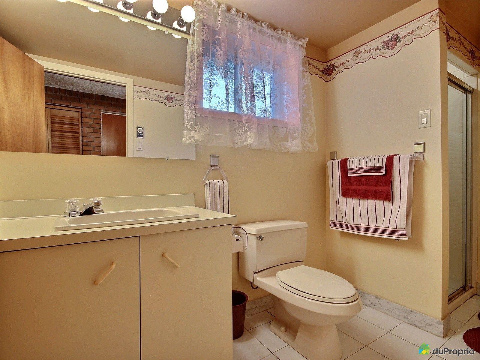 Maison vendu montr al immobilier qu bec duproprio 646660 for Plomberie sous sol salle de bain