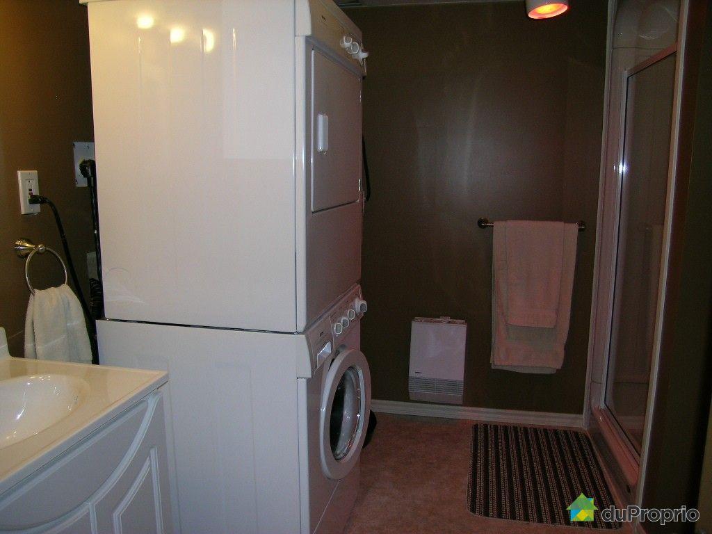 Maison vendu port cartier immobilier qu bec duproprio for Plomberie sous sol salle de bain