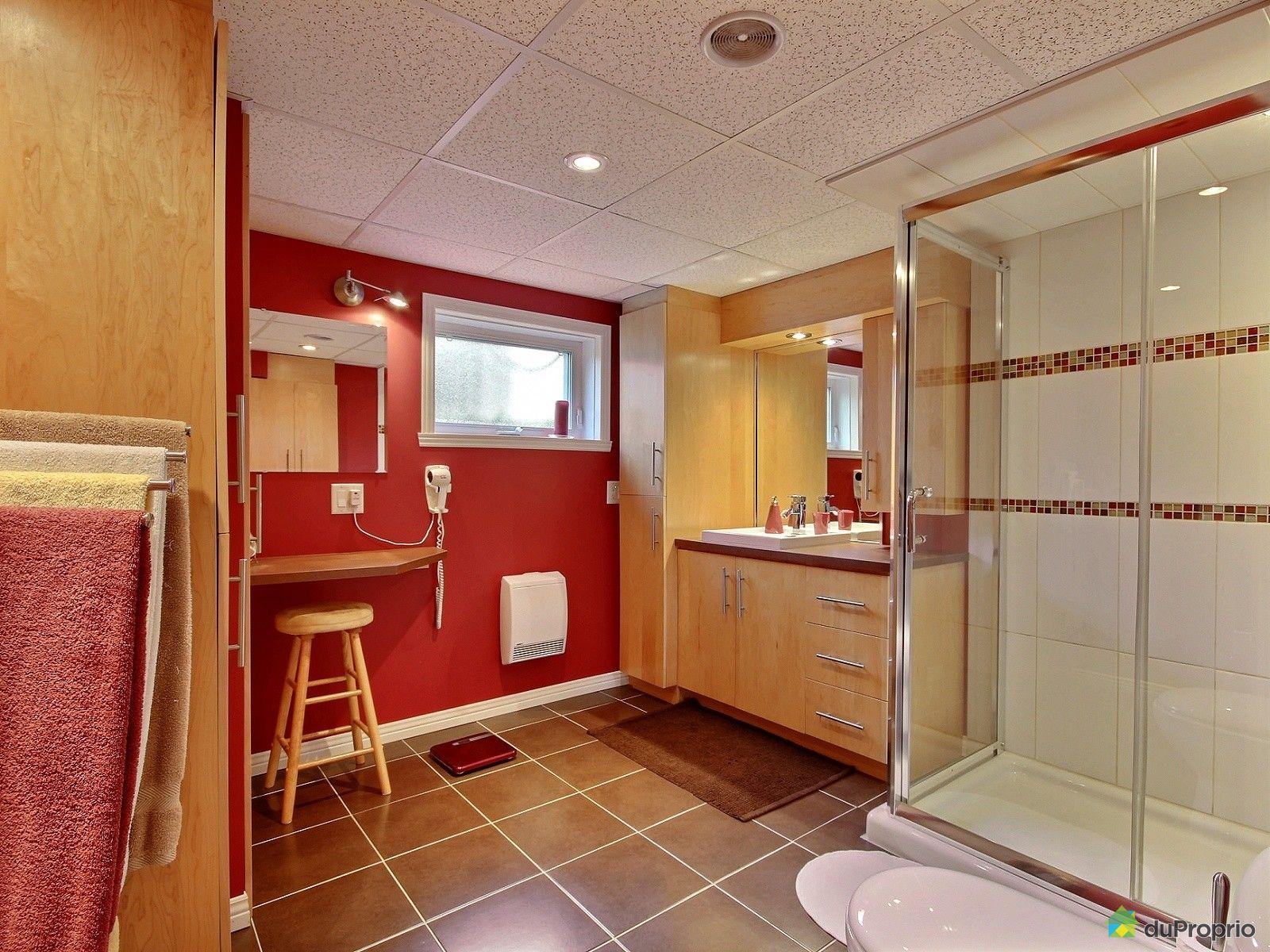Maison vendu repentigny immobilier qu bec duproprio for Plomberie salle de bain sous sol