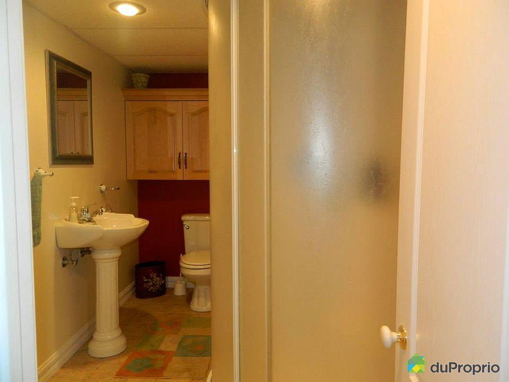 Maison vendu rivi re au renard immobilier qu bec for Salle de bain au sous sol