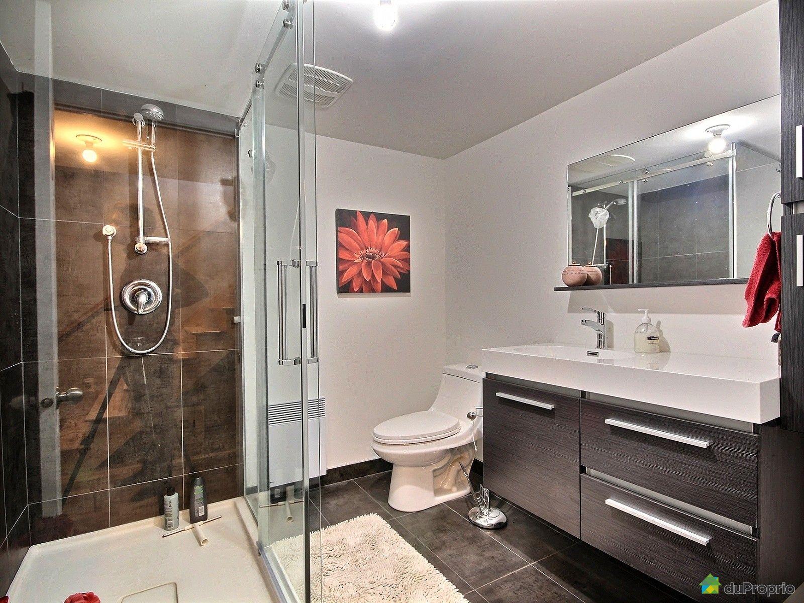 Maison vendre rivi re du loup 2 rue de courcelette for Plomberie salle de bain au sous sol