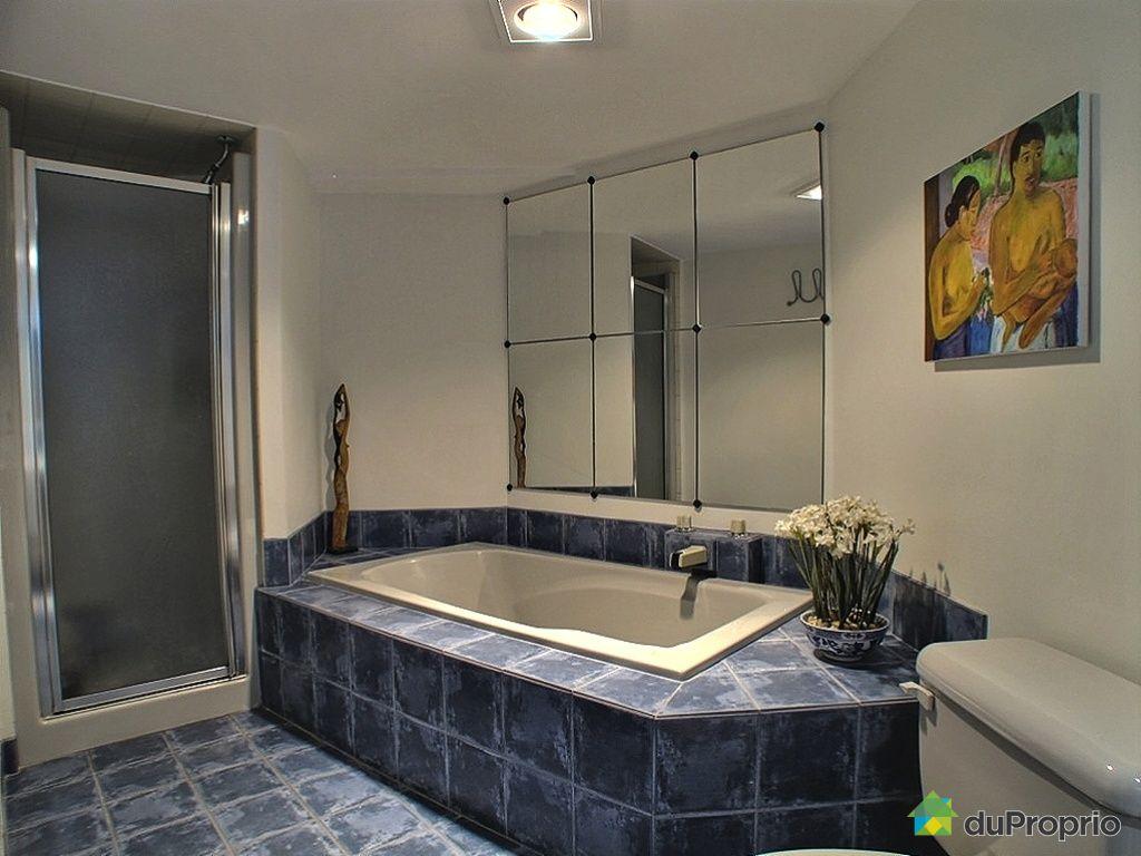 Maison vendu montr al 5945 rue viau immobilier qu bec for Petite salle de bain sous sol