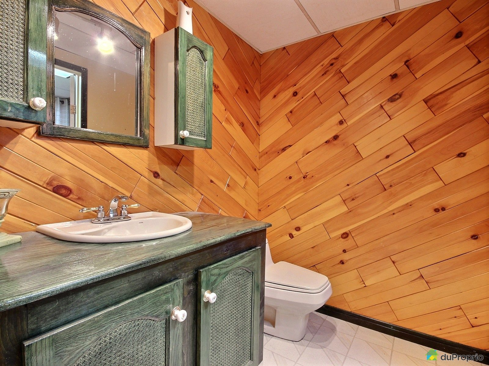 Maison vendre st andr avellin 10 rue philippe lacoste for Prix salle de bain sous sol