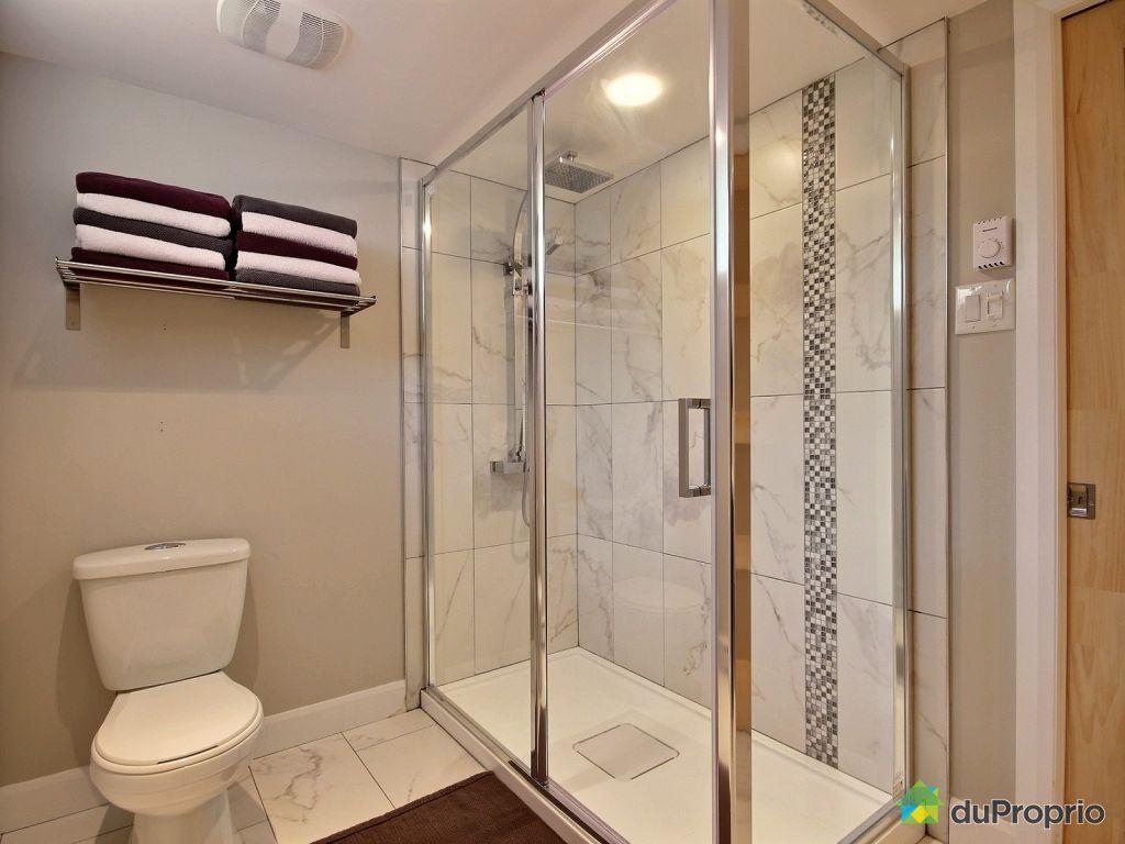 Maison vendre st bruno de montarville 1248 rue - Configuration salle de bain ...