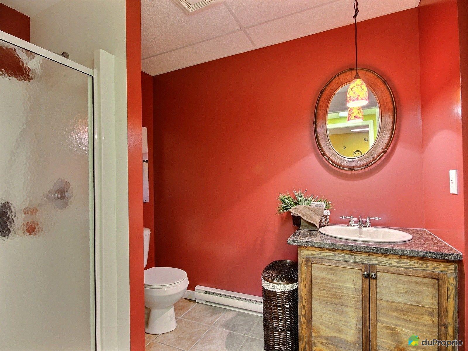 Maison vendre st charles de drummond 970 rue de l for Prix salle de bain sous sol