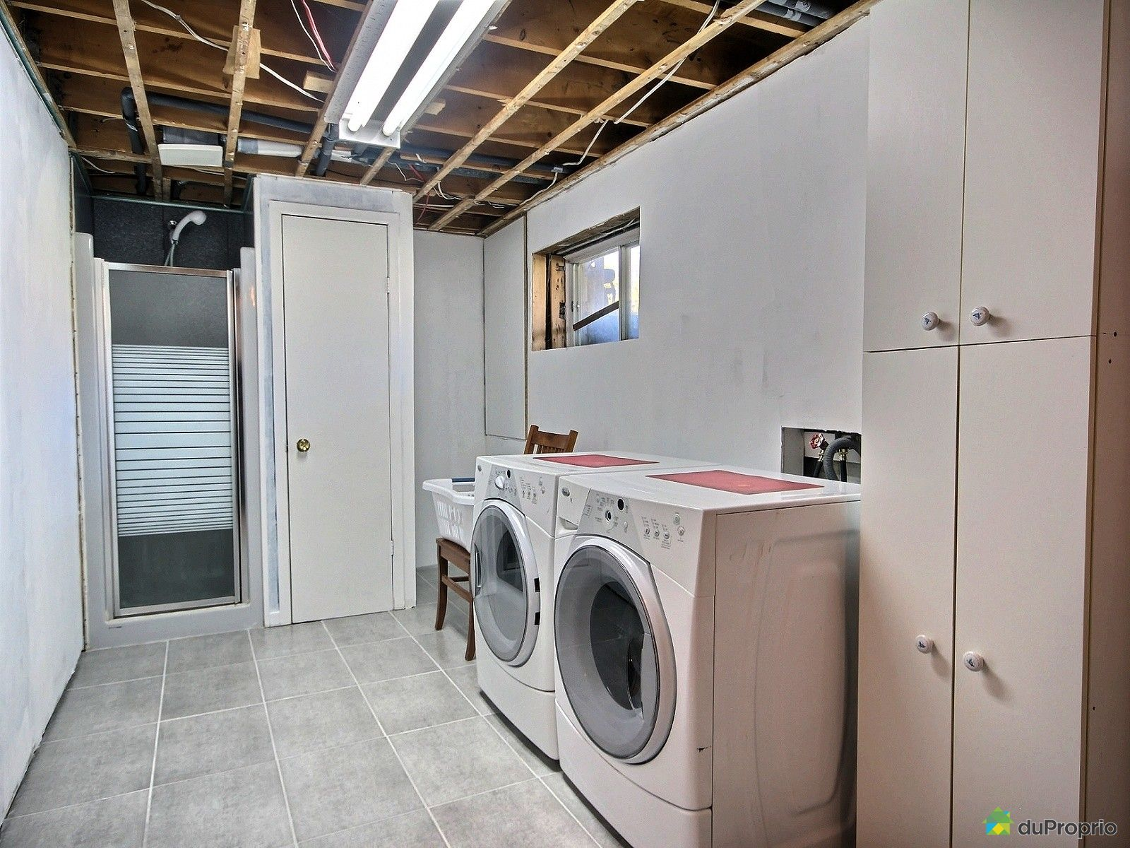 Maison vendu st mile immobilier qu bec duproprio 610454 for Plomberie salle de bain au sous sol