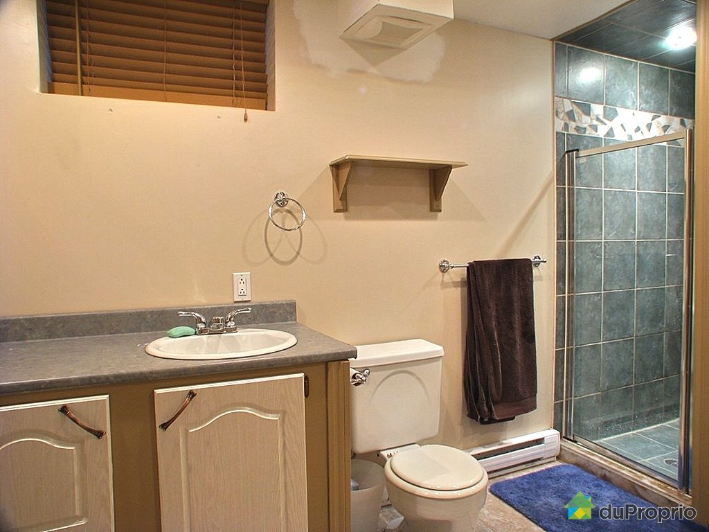 Maison vendu st mile immobilier qu bec duproprio 227175 for Salle de bain sous sol sans fenetre