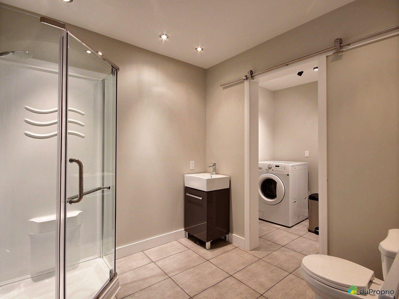 Maison vendre st ferr ol les neiges 48 rue des granites for Salle de bain sous sol sans fenetre