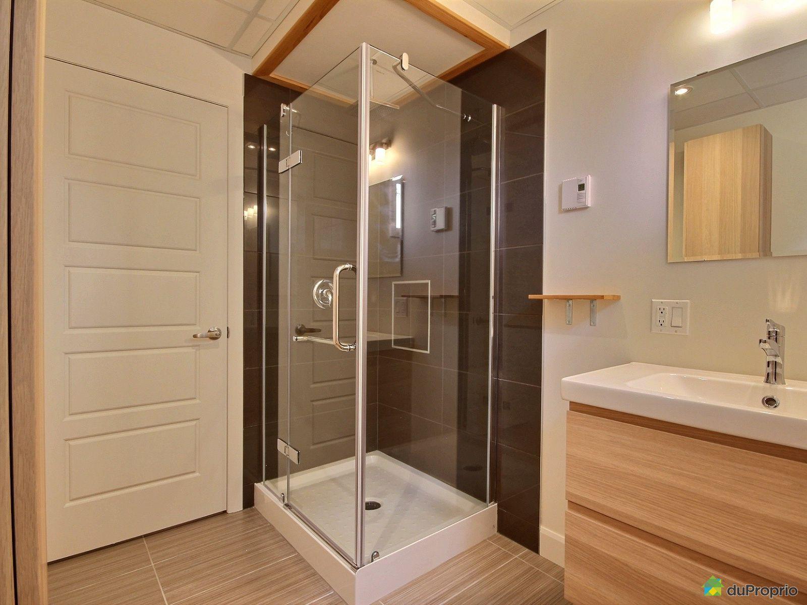 Maison vendre st hyacinthe 2280 rue bobby hachey for Prix salle de bain sous sol