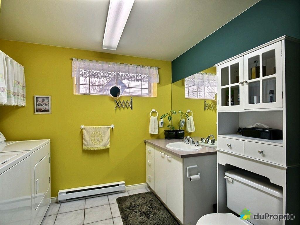 Maison vendre st jean sur richelieu 69 rue docquier for Prix salle de bain sous sol