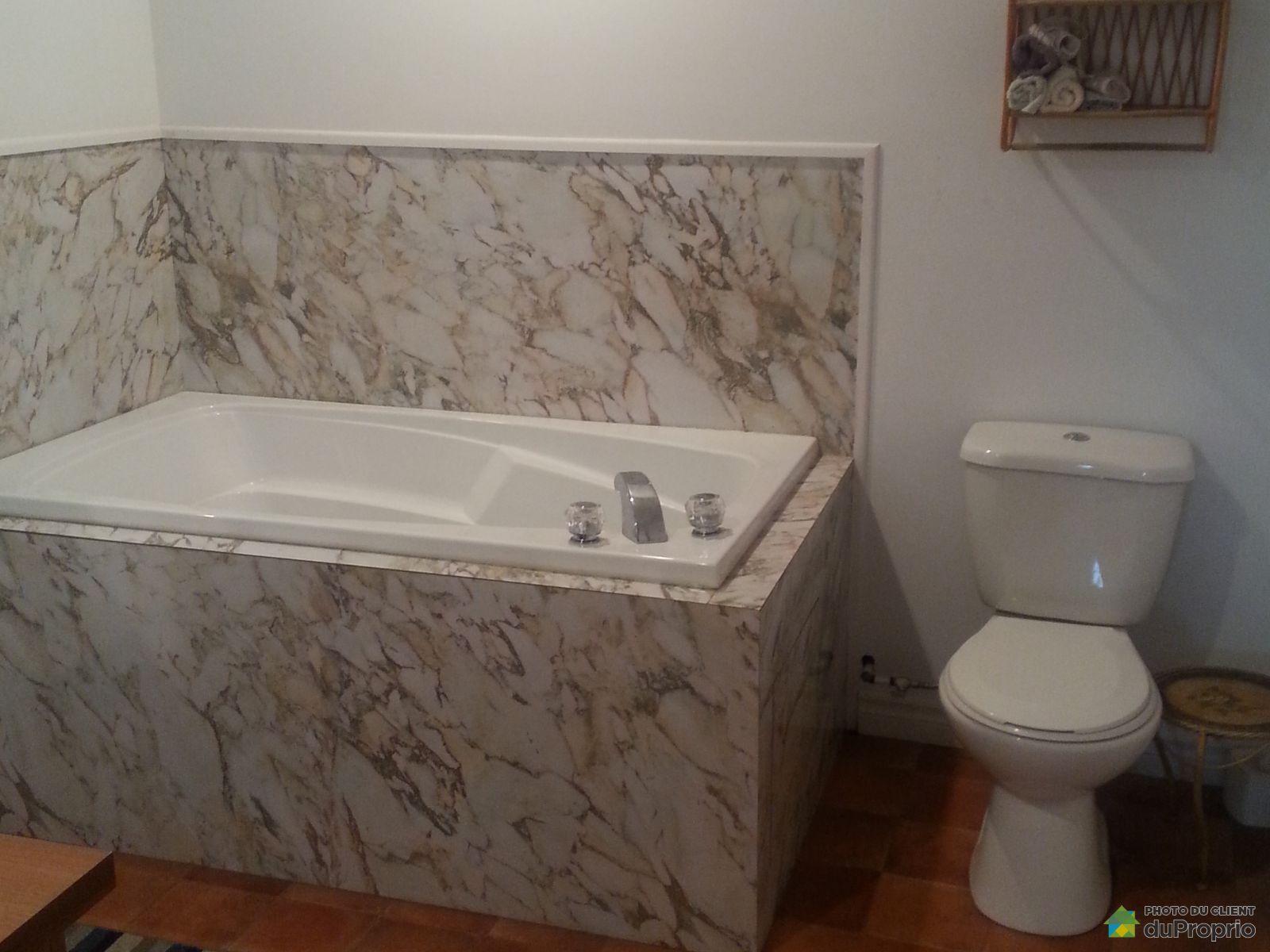 Maison vendre st zenon du lac humqui 215 route 195 for Prix salle de bain sous sol