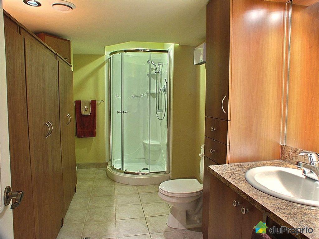Maison vendu ste foy immobilier qu bec duproprio 225503 for Plomberie salle de bain sous sol
