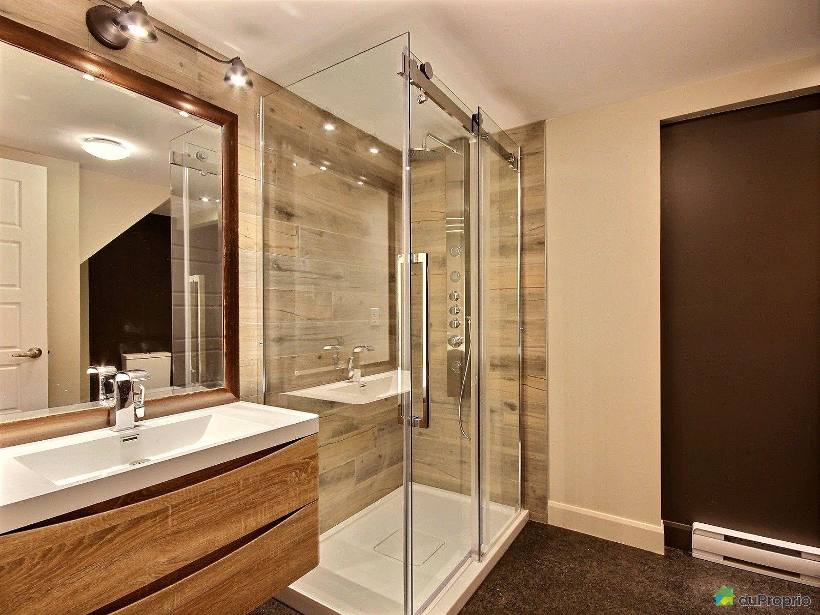 Maison vendu ste julie immobilier qu bec duproprio 637089 for Plomberie salle de bain au sous sol