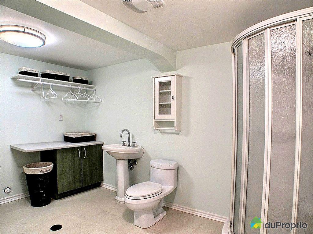 Maison vendu ste therese immobilier qu bec duproprio for Plomberie salle de bain sous sol