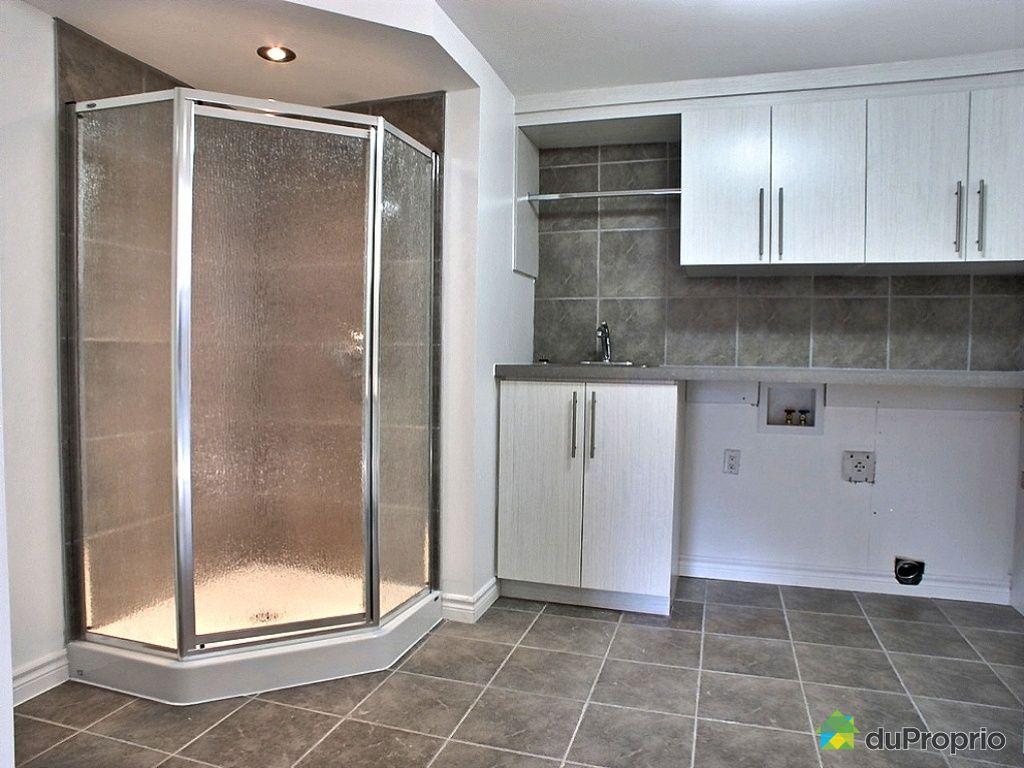 Maison vendu val des monts immobilier qu bec duproprio - Salle de bain sous sol ...