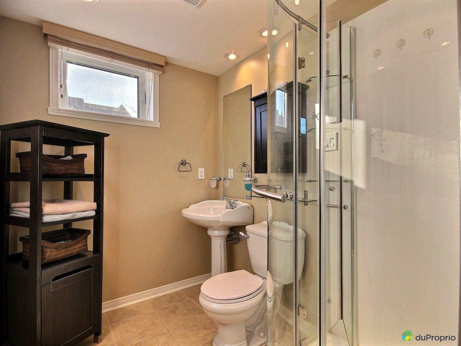 Maison vendu candiac immobilier qu bec duproprio 572033 for Salle de bain sous sol sans fenetre