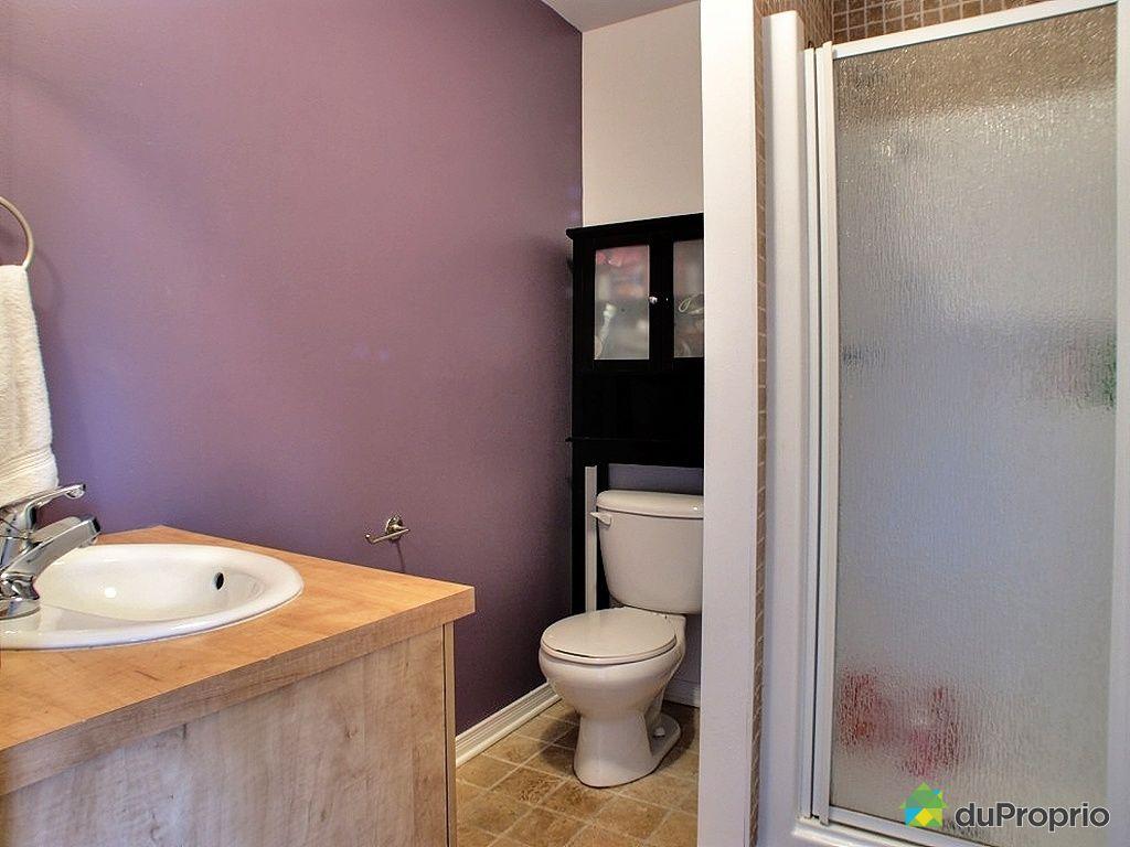 Maison vendu chambly immobilier qu bec duproprio 430085 for Prix salle de bain sous sol