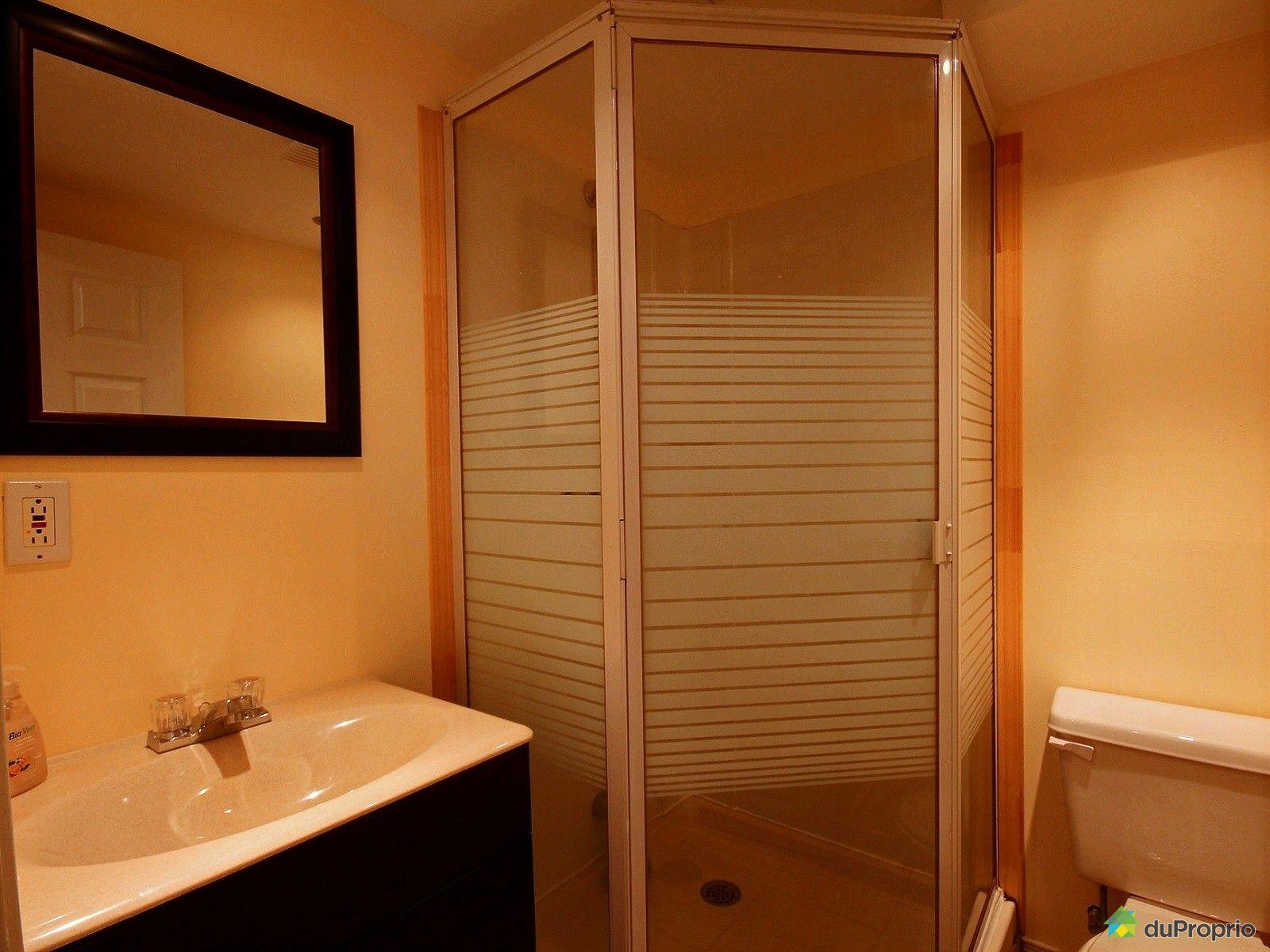 Maison vendre le gardeur 552 boulevard le bourg neuf for Prix salle de bain sous sol
