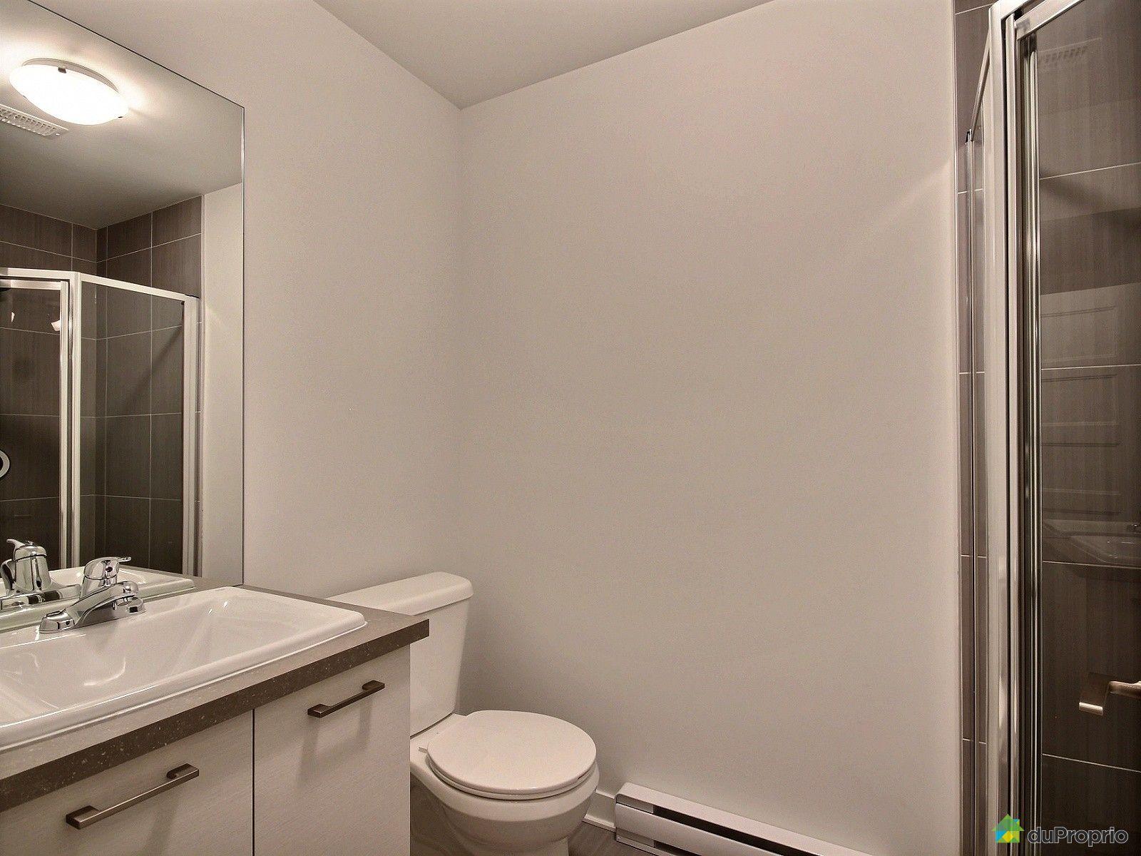 Maison neuve vendre montr al 5221 rue du sureau for Prix salle de bain sous sol