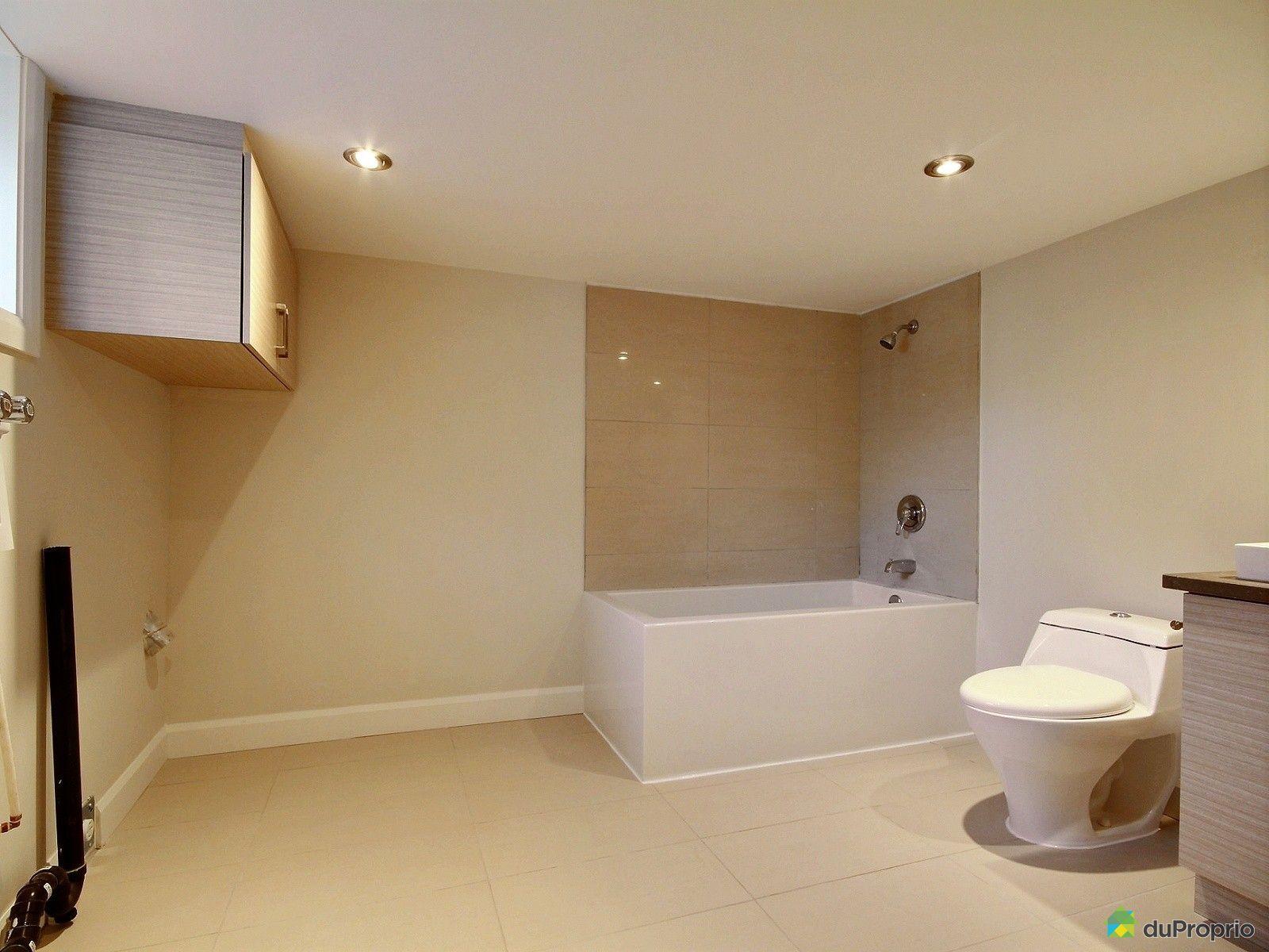 Maison vendu saint sacrement immobilier qu bec for Prix salle de bain sous sol