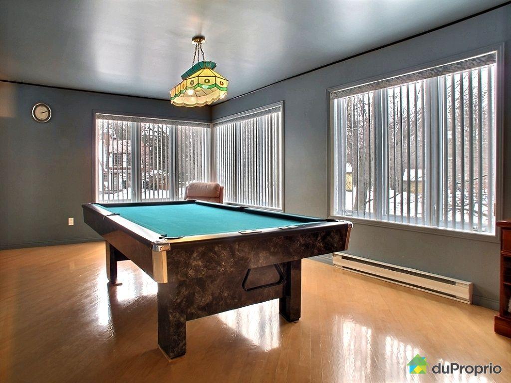 Maison vendre victoriaville 41 rue ric immobilier for Piscine radiant quebec