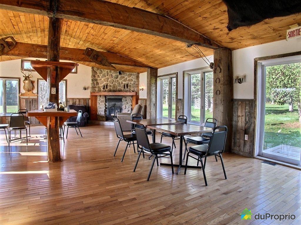auberge 224 vendre bois franc 655 route 105 immobilier qu 233 bec duproprio 446069