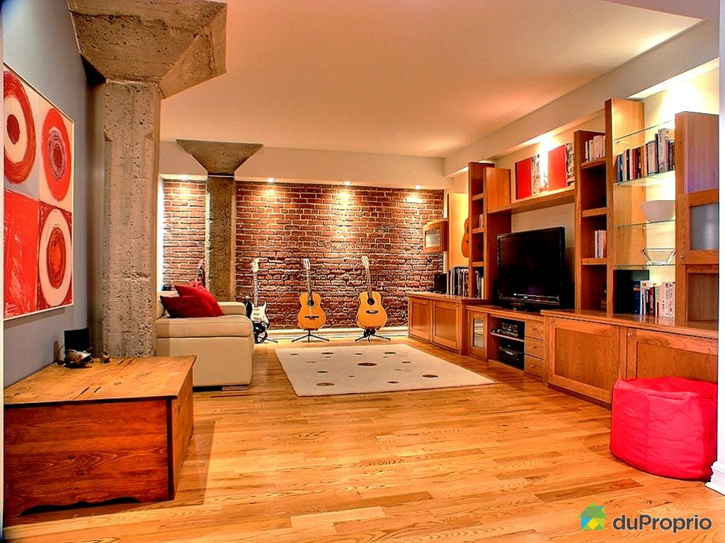condo vendu montr al immobilier qu bec duproprio 260087. Black Bedroom Furniture Sets. Home Design Ideas