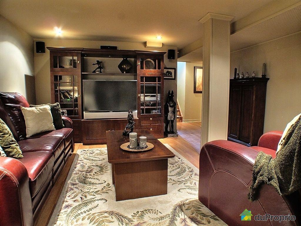 duplex vendu montr al immobilier qu bec duproprio 359462. Black Bedroom Furniture Sets. Home Design Ideas