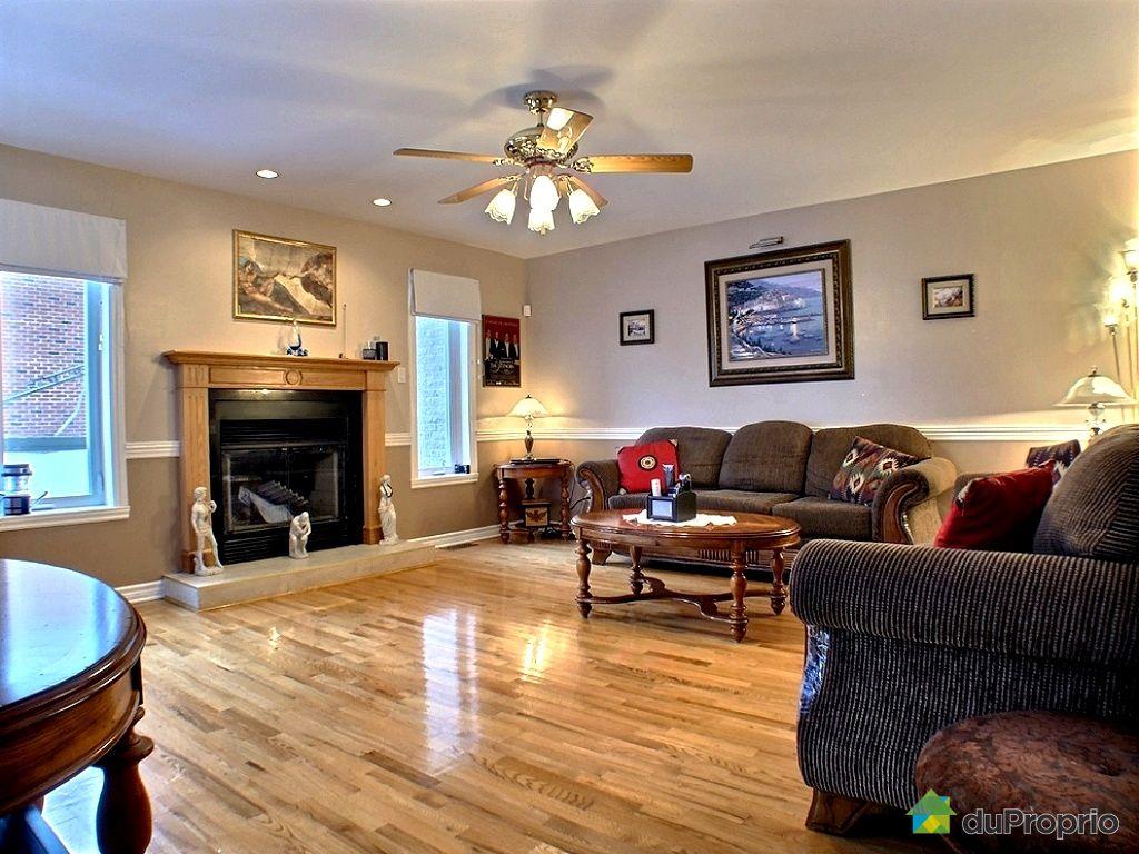 maison vendre duvernay 3917 rue de l 39 adjudant immobilier qu bec duproprio 484305. Black Bedroom Furniture Sets. Home Design Ideas