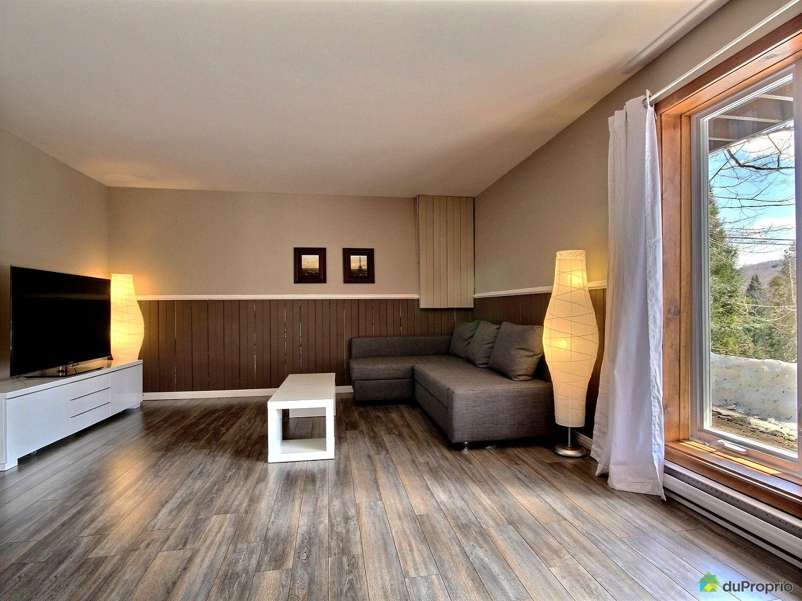 bungalow sur lev vendu st sauveur immobilier qu bec duproprio 265314. Black Bedroom Furniture Sets. Home Design Ideas