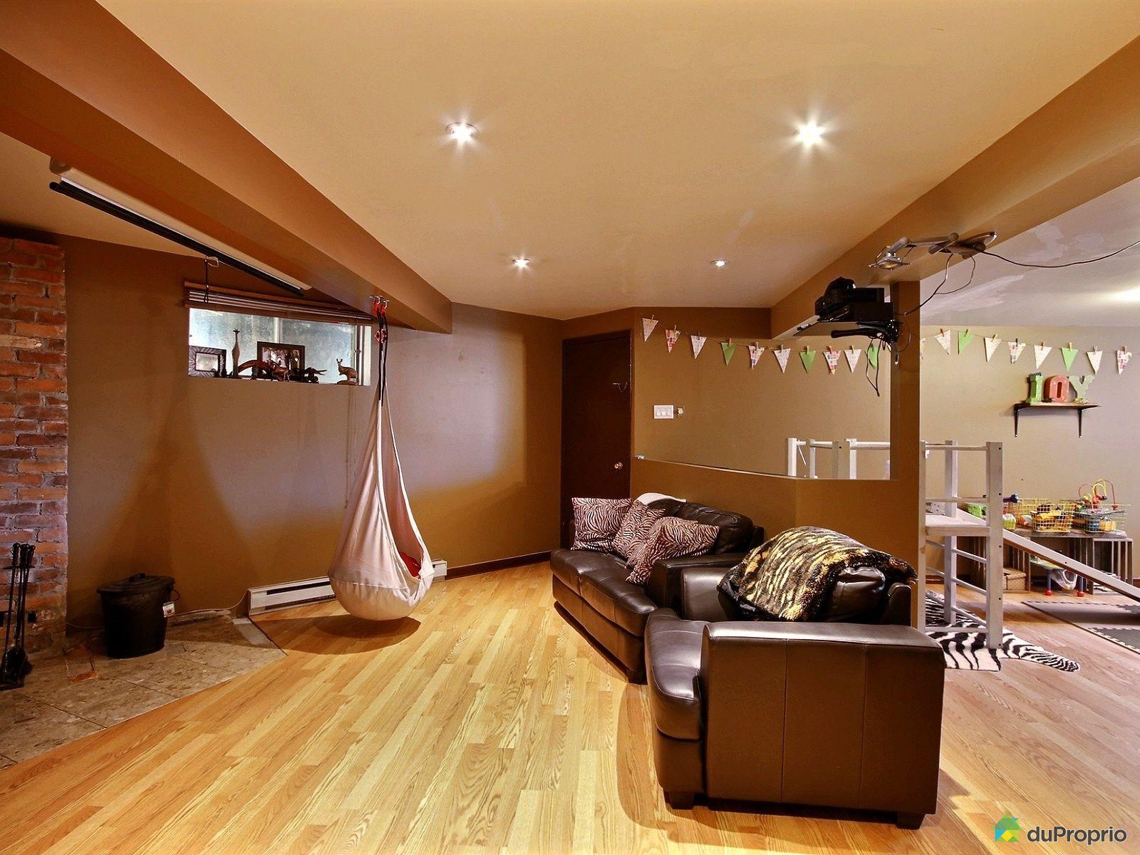 Maison vendre ste catherine 1500 rue des carouges for Foyer mural electrique costco