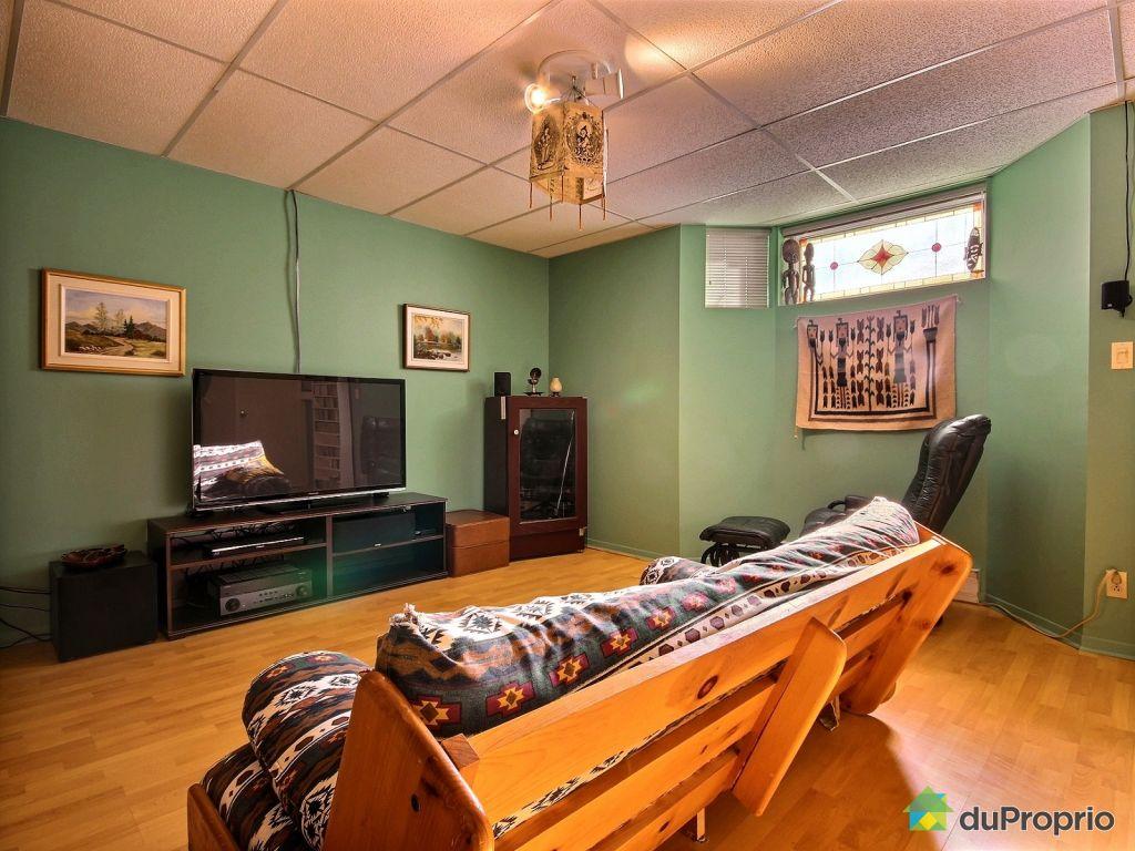 Maison vendre montr al 1069 rue willibrod immobilier qu bec duproprio 577444 - Piscine interieure verdun montreal toulouse ...