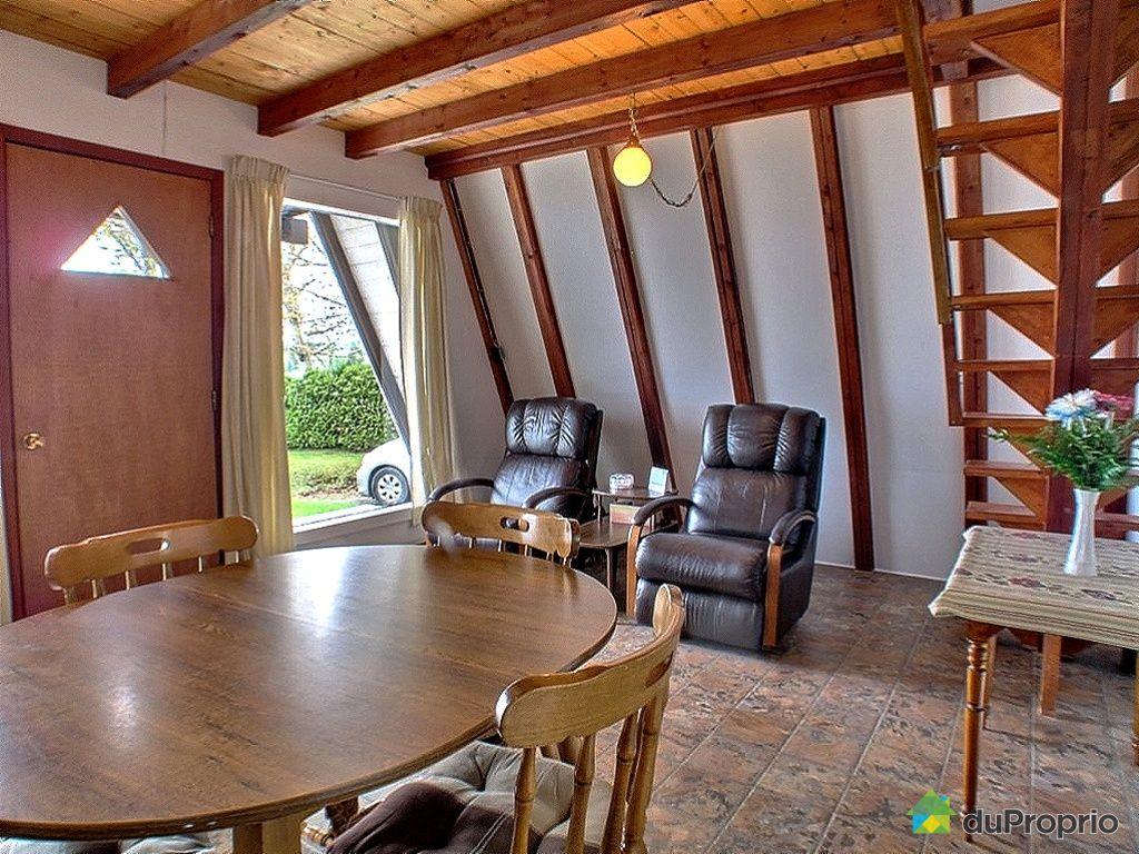 Chalet vendre lac drolet 159 chemin boulet immobilier - Amortissement appartement meuble ...