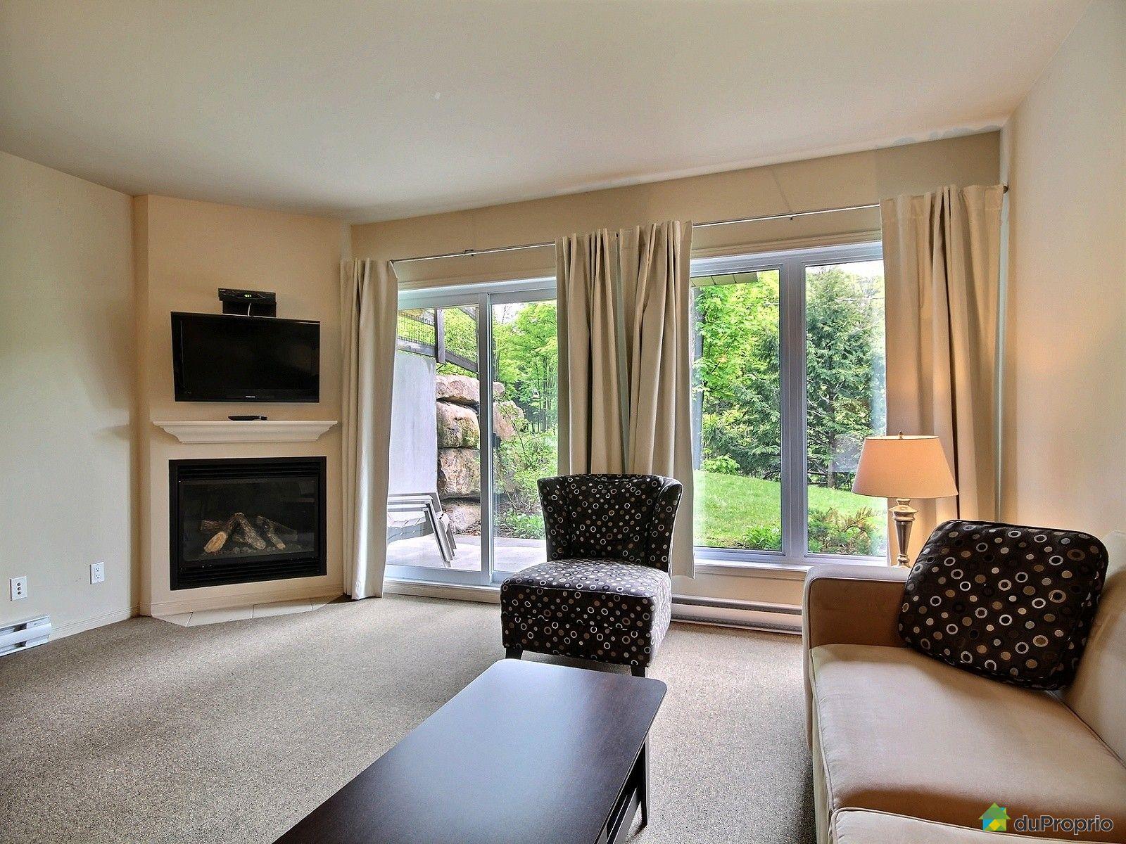 Condo vendre bromont s102 610 rue de bagot immobilier - Amortissement appartement meuble ...