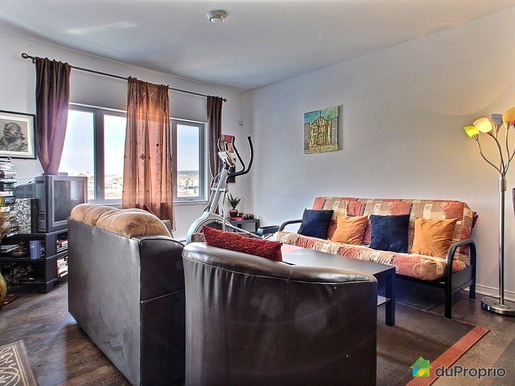 Condo vendre hull 5 105 rue de bruxelles immobilier qu bec duproprio - Salon a vendre belgique ...