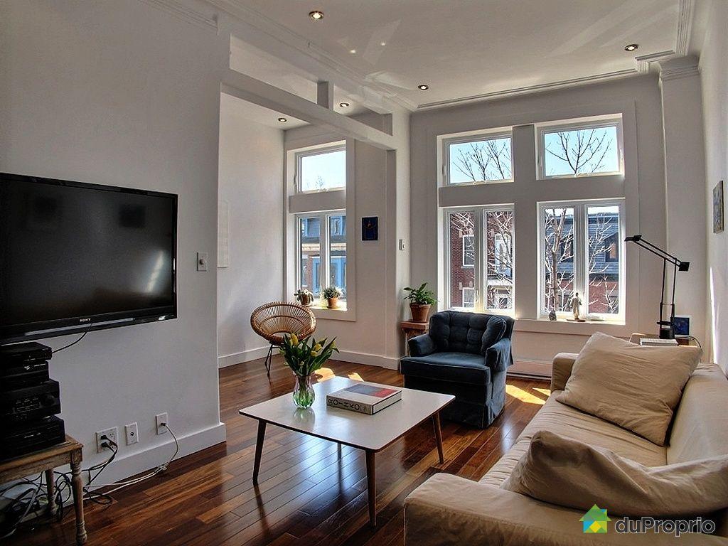 Condo vendu montr al immobilier qu bec duproprio 412253 for Appartement avec piscine montreal
