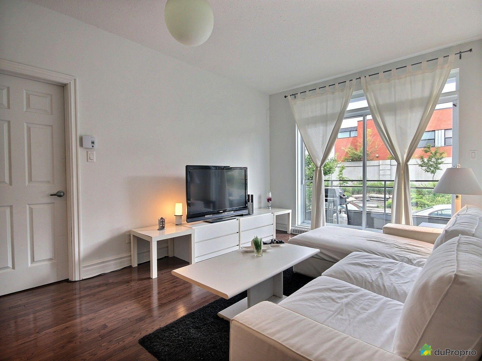 Condo vendre montr al 12 1200 rue pauline julien - Amortissement appartement meuble ...