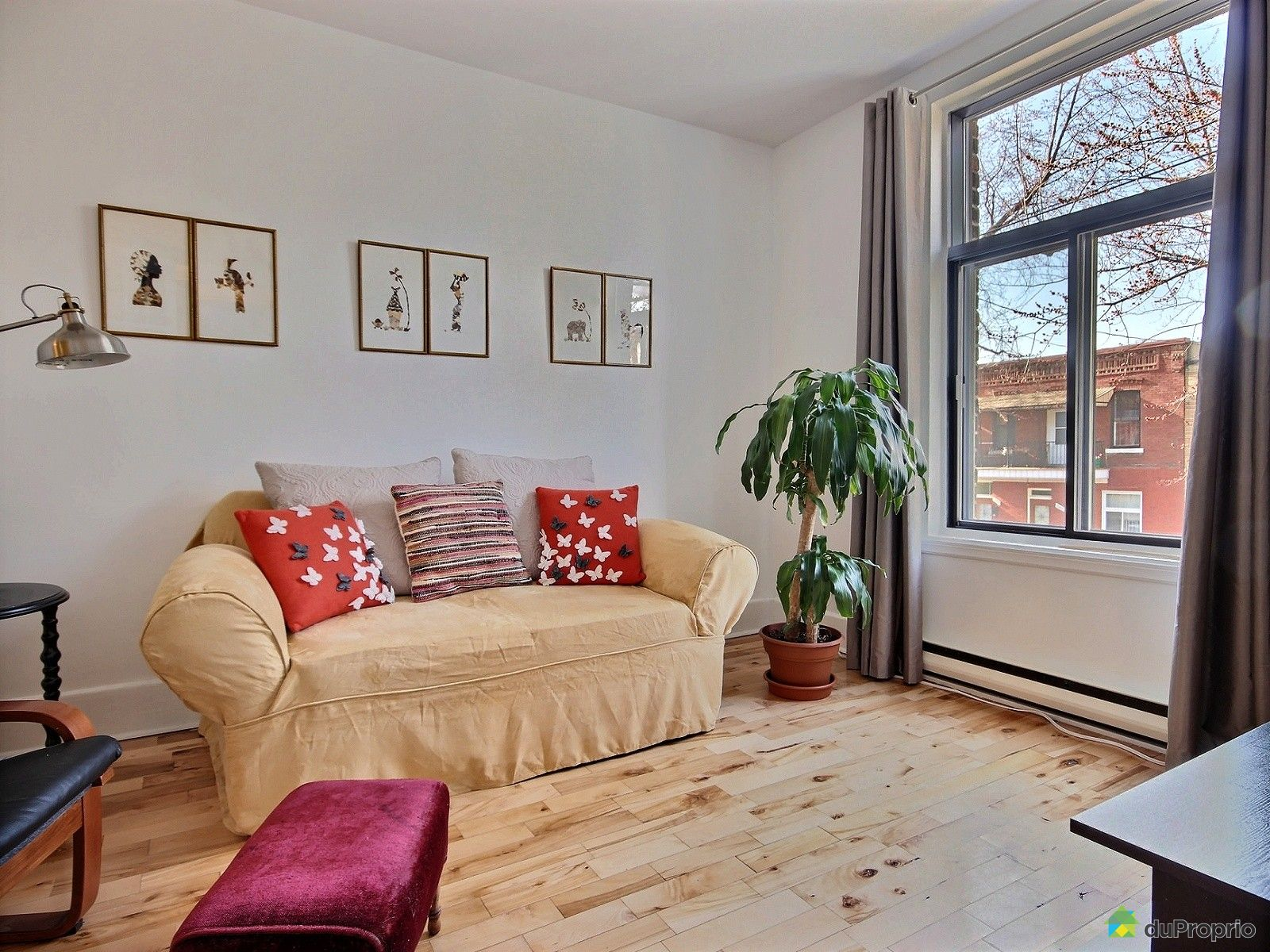condo vendu montr al immobilier qu bec duproprio 492939. Black Bedroom Furniture Sets. Home Design Ideas