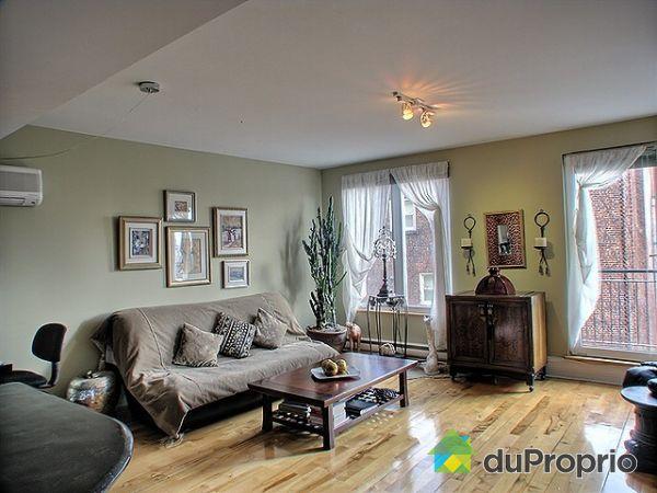 Condo vendu montr al immobilier qu bec duproprio 163568 for Salon du logement