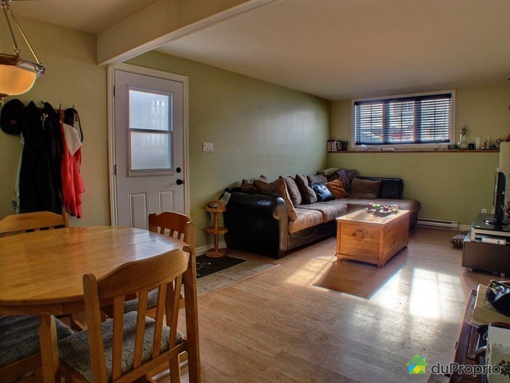 Duplex vendu beauport immobilier qu bec duproprio 314690 for Salon du logement