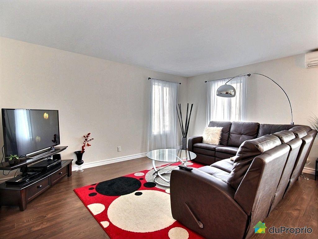 Duplex vendu beauport immobilier qu bec duproprio 486423 for Salon du logement