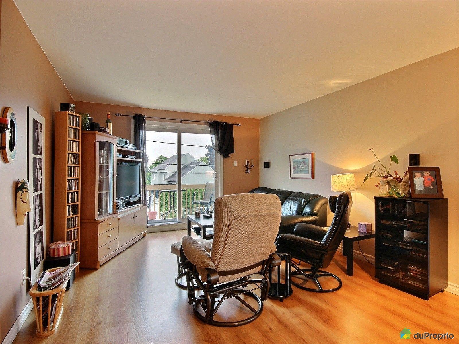 Duplex vendre charlesbourg 1026 boulevard louis xiv for Salon du logement