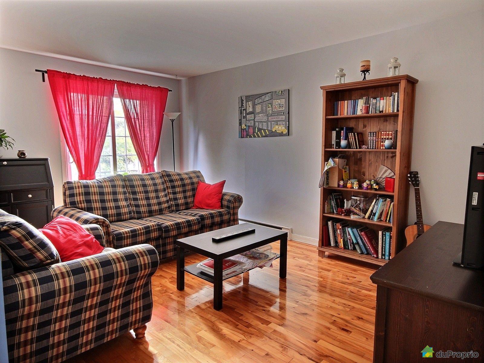Duplex vendre duvernay 1330 rue victor morin for Salon du logement
