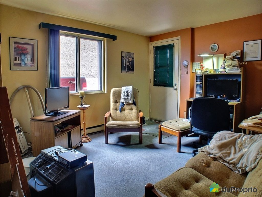 Duplex vendu hull immobilier qu bec duproprio 288254 for Salon du logement