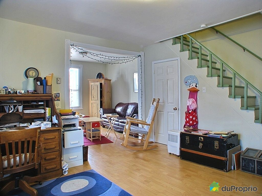 Duplex vendu joliette immobilier qu bec duproprio 227421 for Salon du logement